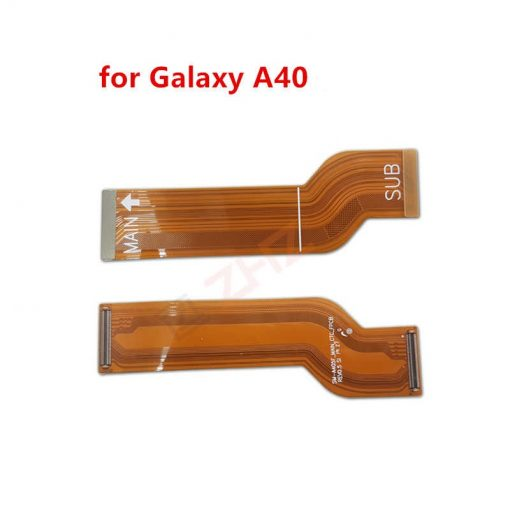Samsung Galaxy A40 Motherboard Long Flex