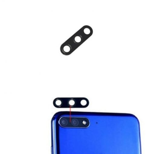 Back Main Camera Glass Lens For Huawei Y7 2018