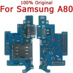 Samsung A80 Original Charging PCB Board