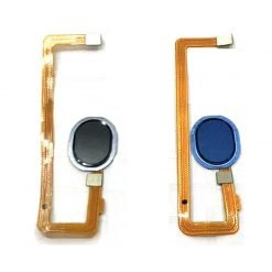 Samsung Galaxy A10s Home Button Fingerprint Sensor Flex Cable