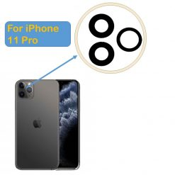iPhone 11 Pro Back Camera Lens Glass hallroad.pk